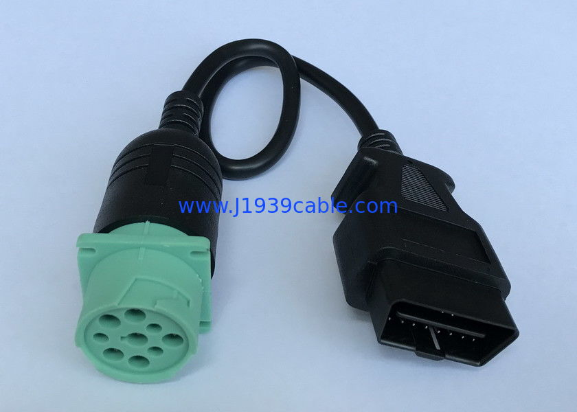 Professional J1939 Can Bus Cable , SAE J1939 Cable OEM ODM Service
